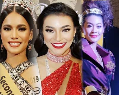 Binibining Pilipinas queens celebrate Philippines' 122nd Independence Day