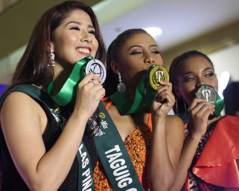 Miss Earth Philippines 2018 Talent Competition (Finals)