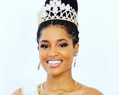 Catherine Harris crowned Miss Earth Jamaica 2020