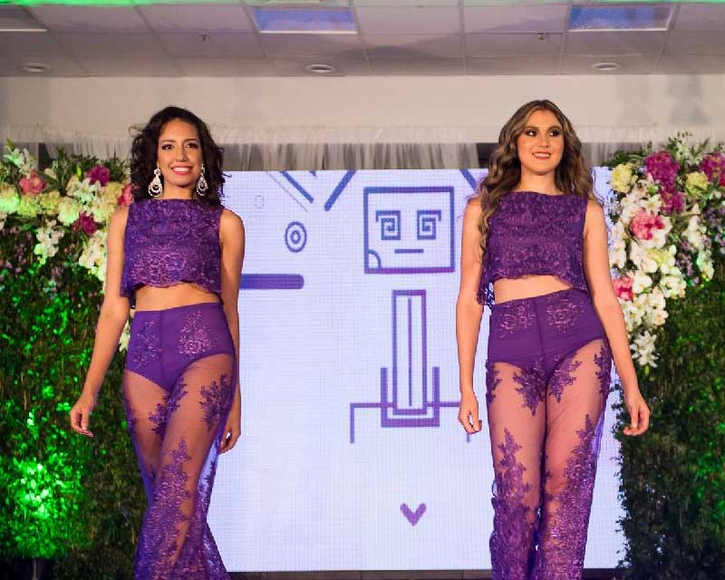 Official Presentation of Miss Nicaragua 2018 contestants