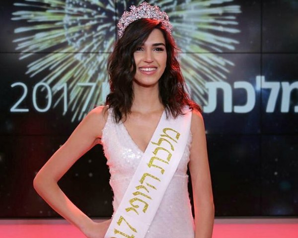 Rotem Rabi crowned as Miss World Israel 2017