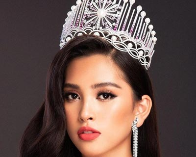 Miss World Vietnam 2018 Trần Tiểu Vy, our favourite for Miss World 2018