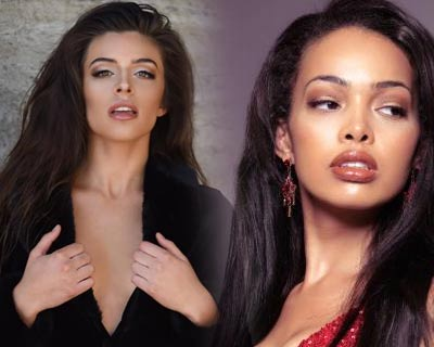 Miss Universe Canada 2018 Top 6 Hot Picks by Angelopedia