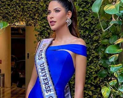 United in prayers for peace in Colombia with Miss Universe Colombia 2020 Laura Olascuaga