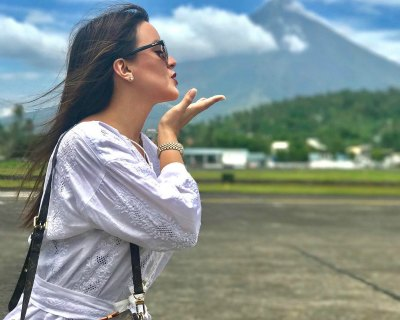 Katherine Espin's latest pictures will give you Travel Goals