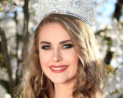 Charlotte Miralles is Miss United Continents France 2019