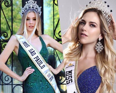 Miss Mundo Brasil 2018 Meet the Contestants