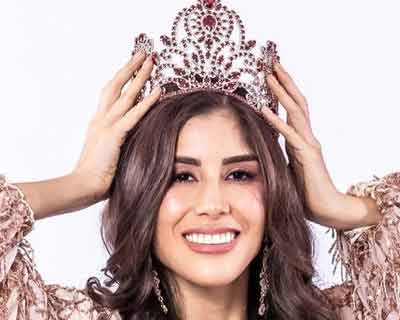 Paraguay's Vanessa Castro commences her journey in Miss Universe 2020 after testing negative for Covid-19