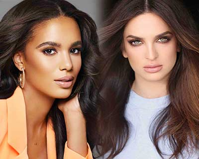 Miss USA 2020 Favourites Delegates Official Head Shots Part I USA