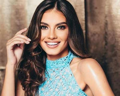 Ana Marcelo crowned Miss Nicaragua 2020