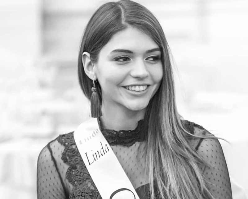 Rocío Fidalgo from Asturias for Miss World Spain 2018