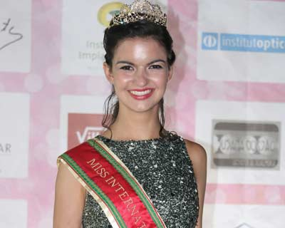 Carina Neto crowned Miss International Portugal 2018