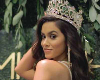 Camila Escribens officially crowned Miss Grand Peru 2019