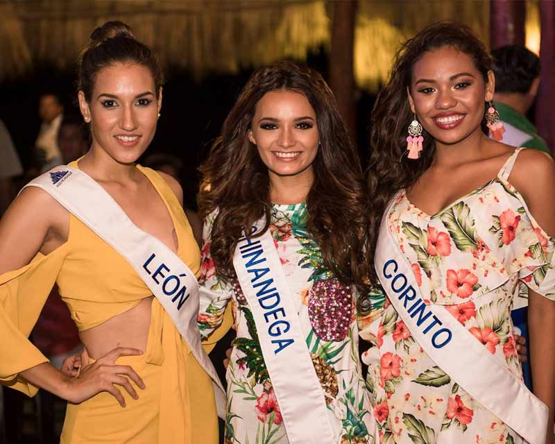 Miss Nicaragua 2018 Live Stream and Live Updates