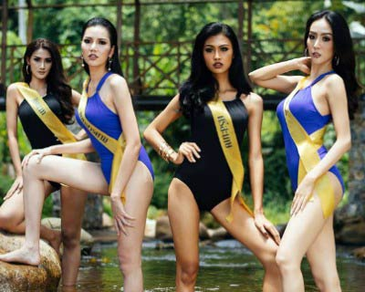 Miss Grand Thailand 2017 Schedule of Activities