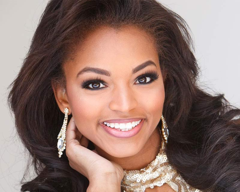 Miss Mississippi 2018 Asya Branch prepares for Miss America Pageant 2019