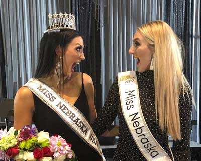 Ohama's Swanson sisters conquers the beauty world, wins the titles at the same time