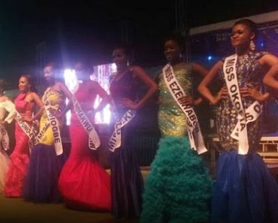 All contestants of Most Beautiful Girl In Nnewi 2016 pageant disqualified