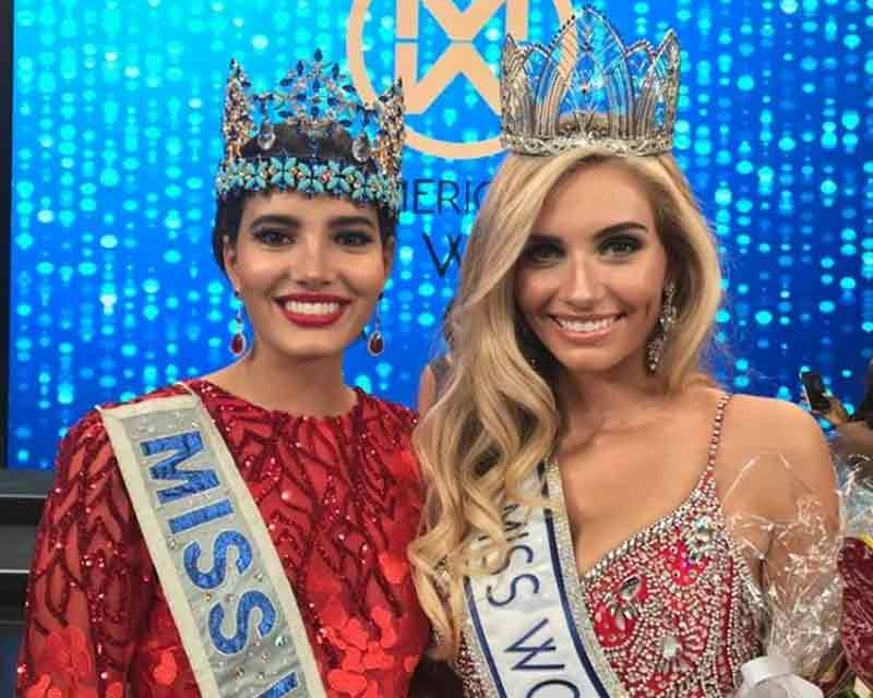 Clarissa Bowers from Florida crowned Miss World America 2017