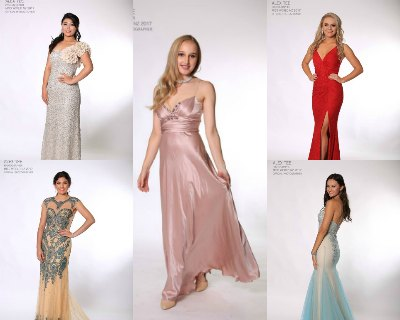Miss World New Zealand 2017 Meet the finalists
