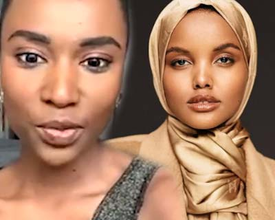 Miss Universe 2019 Zozibini Tunzi hosts Halima Aden to talk about UNICEF work and Universe United