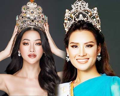 Will Vietnam make a sandwich win at Miss Earth 2020 under Thái Thị Hoa's delegation?