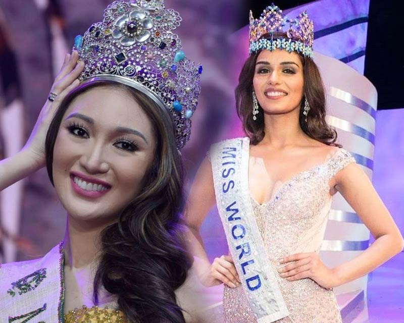Will it be clean sweep for Asian beauties in Big 4 Beauty Pageants this year?