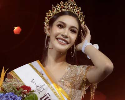 Miss Grand Chiang Mai 2019 crowned for Miss Grand Thailand 2019