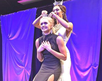 Harley Emery crowned as Miss Oregon 2017 for Miss America 2018
