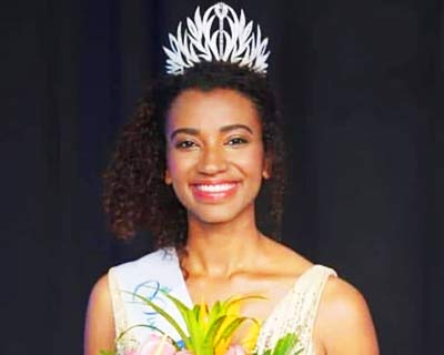 Anlia Charifa crowned Miss Mayotte 2020 for Miss France 2021