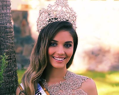 Claudia Cruz crowned Miss International Spain 2019