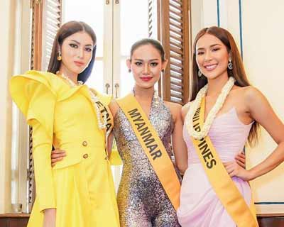 Miss Grand International 2020 Live Blog Full Results