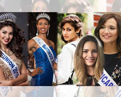 Top 5 Favourites of Miss France 2017