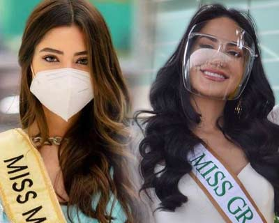 Miss Grand International 2020 Top 5 on arrival announced