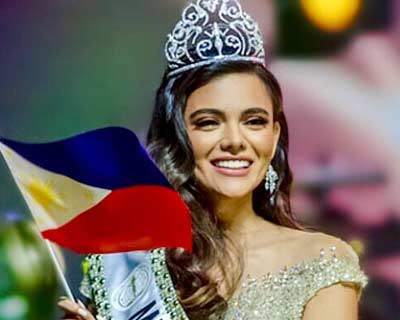 The splendid journey of Miss Intercontinental 2018 Karen Gallman