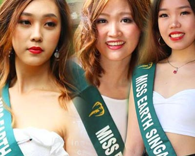 Miss Earth Singapore 2020 Meet the Delegates