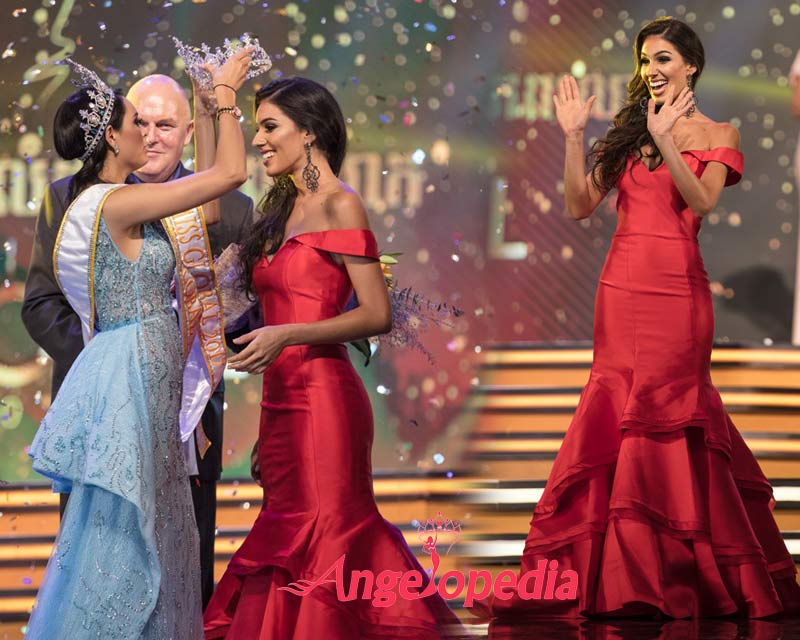 Barbara Vitorelli of Brazil crowned Miss Global 2017