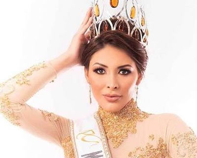 Valentina Pérez Medina appointed Miss Earth Bolivia 2020