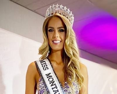 Jami Forseth crowned Miss Montana USA 2021 for Miss USA 2021