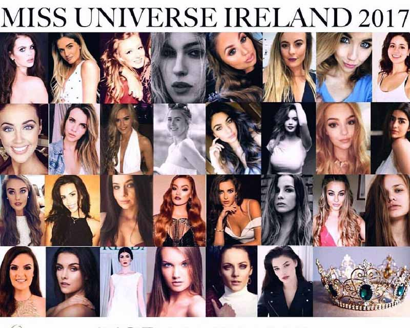 Miss Universe Ireland 2017 Live Telecast, Date, Time and Venue