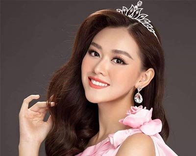 Nguyễn Tường San is Miss International Vietnam 2019