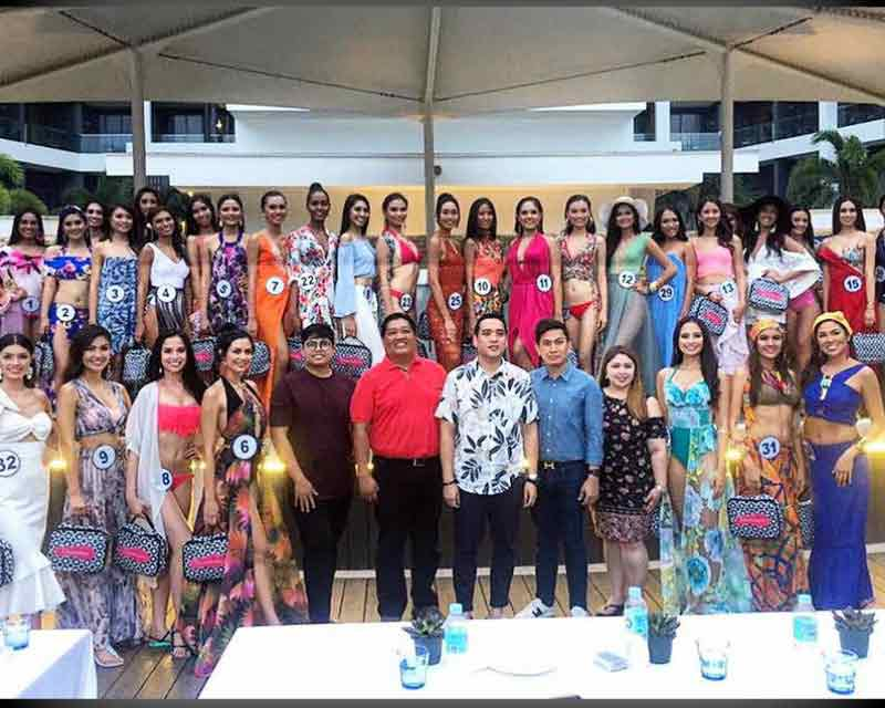 Miss World Philippines 2017 Beach Beauty finalists announced