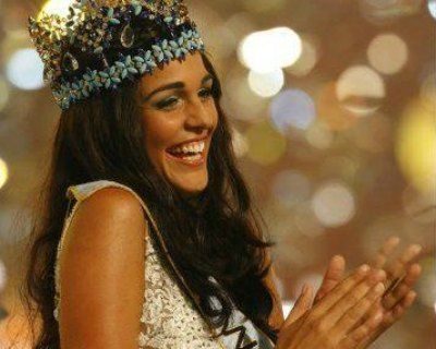 Kaiane Lopez Miss World 2009, the next Mayor of Gibraltar
