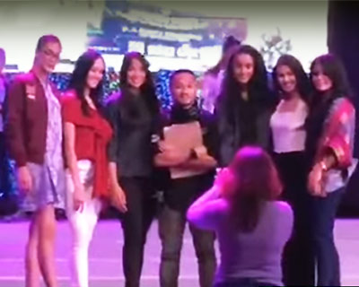 Check out the Final Rehearsals of Miss Indonesia 2017 to be held tonight
