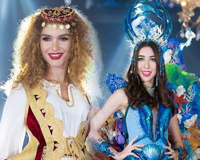 Miss Grand International 2018 Top 20 Best National Costumes