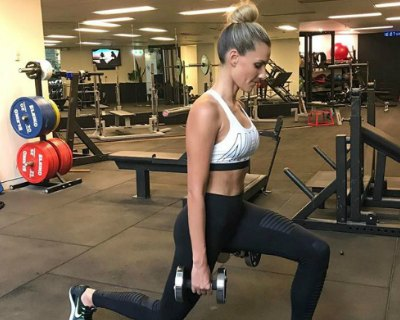 Former Miss Universe Australia Laura Dundovic opens up about her Fitness Regime
