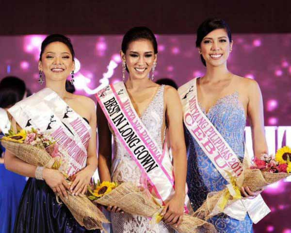 Mutya ng Pilipinas 2017 Evening Gown and Regional Costume winners announced
