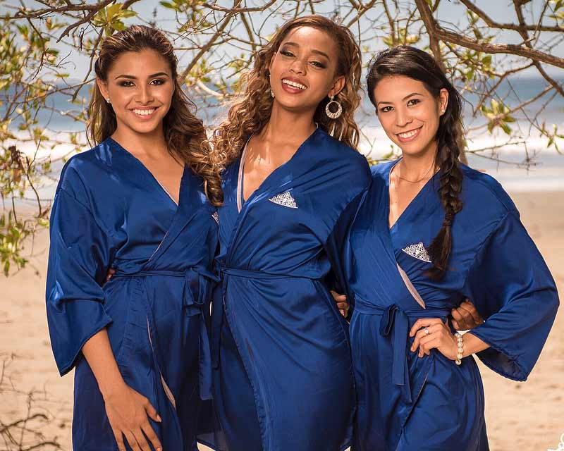 The Class of Miss Nicaragua 2018 record their first 'Mi Belleza Mi Fuerte' video