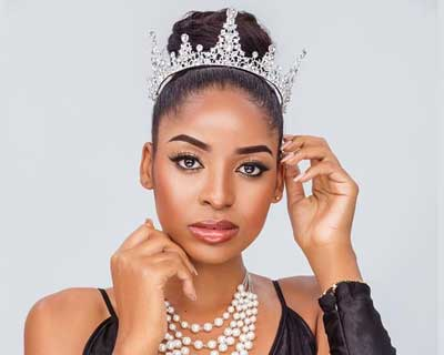 Mercy Mukwiza is Miss Supranational Zambia 2019 for Miss Supranational 2019