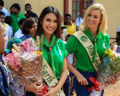Miss Earth 2015 Angelia Ong's travel diary of Sri Lanka